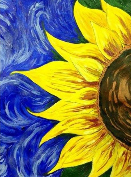 Стразы «Энергия солнца»Алмазная вышивка Гранни<br><br><br>Артикул: Ag3430<br>Основа: Холст без подрамника<br>Сложность: средние<br>Размер: 19х27 см<br>Выкладка: Полная<br>Количество цветов: 24<br>Тип страз: Квадратные
