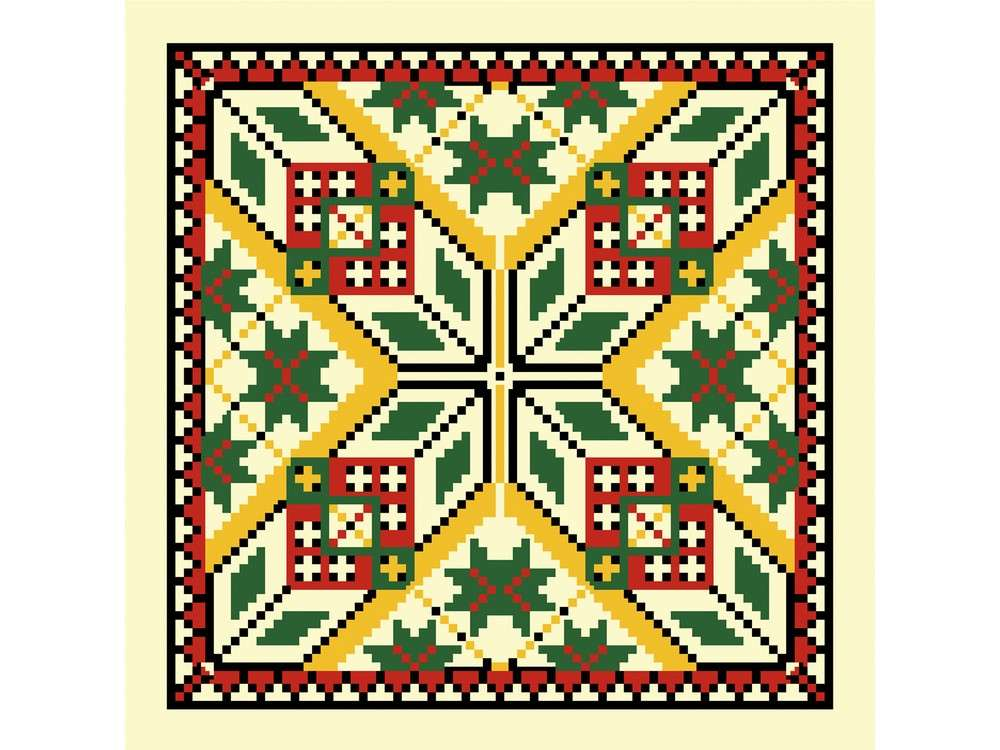 Набор для вышивания «Мираж»Вышивка крестом Матренин Посад<br><br><br>Артикул: 1805/Н<br>Основа: хлопок К5.5<br>Размер: 41x41 см<br>Техника вышивки: несчетный крест<br>Тип схемы вышивки: Цветная схема<br>Размер вышитой работы: 34x34 см<br>Количество цветов: 5<br>Заполнение: Частичное<br>Рисунок на канве: нанесён рисунок и схема<br>Техника: Вышивка крестом<br>Нитки: нитки мулине ПНК им. Кирова