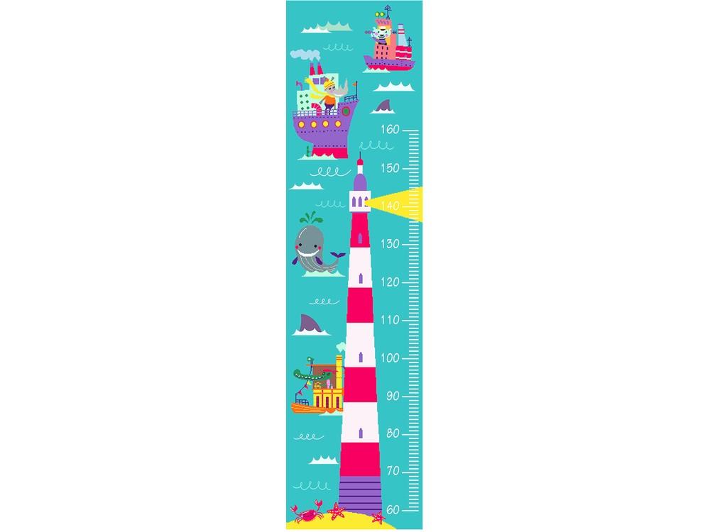 Набор для вышивания «Маяк»Вышивка крестом Матренин Посад<br><br><br>Артикул: 1838/Н<br>Основа: канва Aida 14<br>Размер: 41x150 см<br>Техника вышивки: счетный крест<br>Тип схемы вышивки: Цветная схема<br>Размер вышитой работы: 36x139 см<br>Количество цветов: 16<br>Заполнение: Частичное<br>Рисунок на канве: нанесён фон<br>Техника: Вышивка крестом<br>Нитки: нитки мулине ПНК им. Кирова