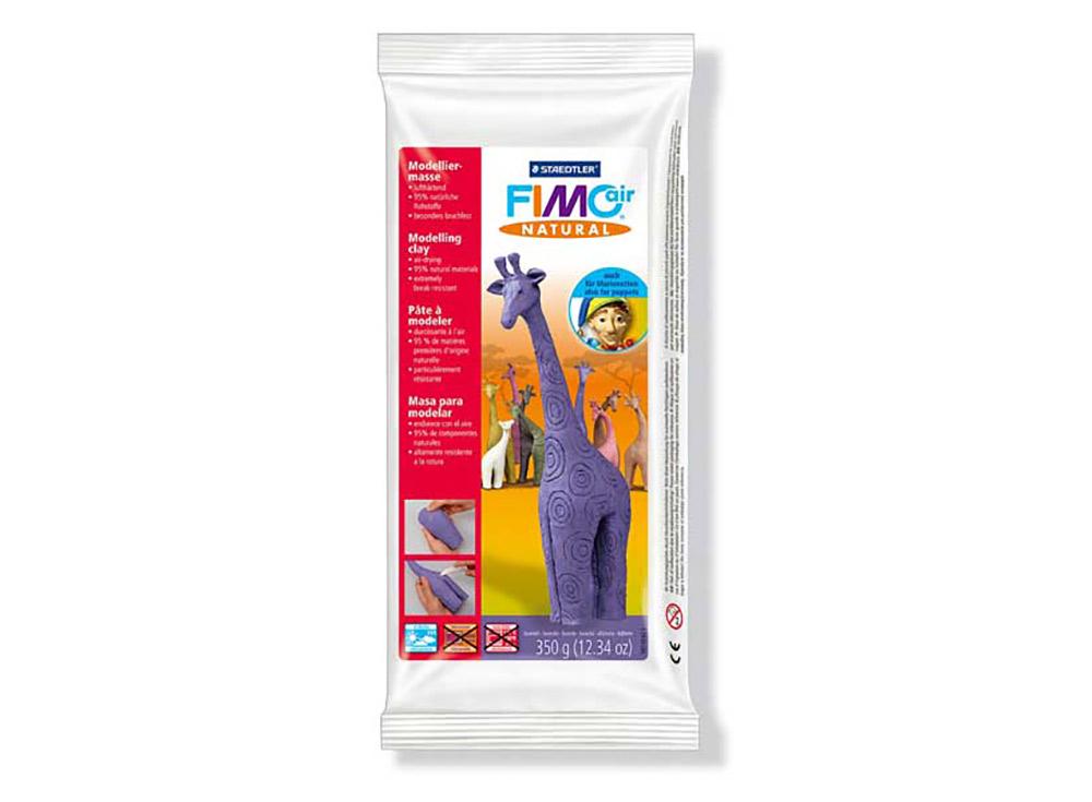 Cамозатвердевающая полимерная глина FIMOair natural (лаванда) 350 гСамозатвердевающая глина<br><br><br>Артикул: 8150-62<br>Вес: 350 г<br>Цвет: Лаванда<br>Серия: FIMOair natural