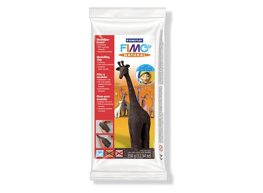 Cамозатвердевающая полимерная глина FIMOair natural (мокрый асфальт) 350 гСамозатвердевающая глина<br><br><br>Артикул: 8150-83<br>Вес: 350 г<br>Цвет: Мокрый асфальт<br>Серия: FIMOair natural