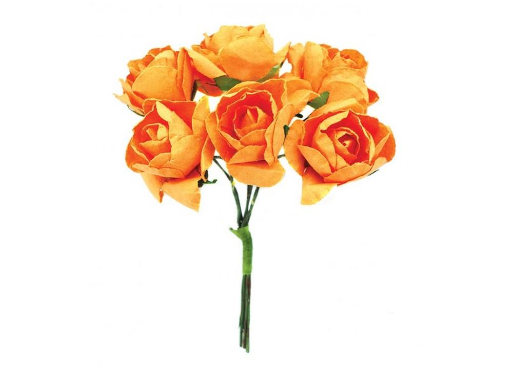 Набор цветов «Азалия оранжевая»Всё для скрапбукинга<br><br>