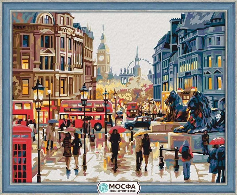 Картина по номерам «Осень в Лондоне» Ричарда МакнейлаРаскраски по номерам Мосфа<br>Бренд Мосфа - это новый российский производитель картин по номерам, яркие сюжеты и качество комплектующих премиум-класса.<br><br><br>Особенности наборов<br><br>акриловые краски безопасны для здоровья и окружающей среды, упакованы в специальные вакуумные пакетики, ...<br><br>Артикул: 7C-0017<br>Основа: Холст<br>Сложность: сложные<br>Размер: 40x50 см<br>Количество цветов: 21<br>Техника рисования: Без смешивания красок
