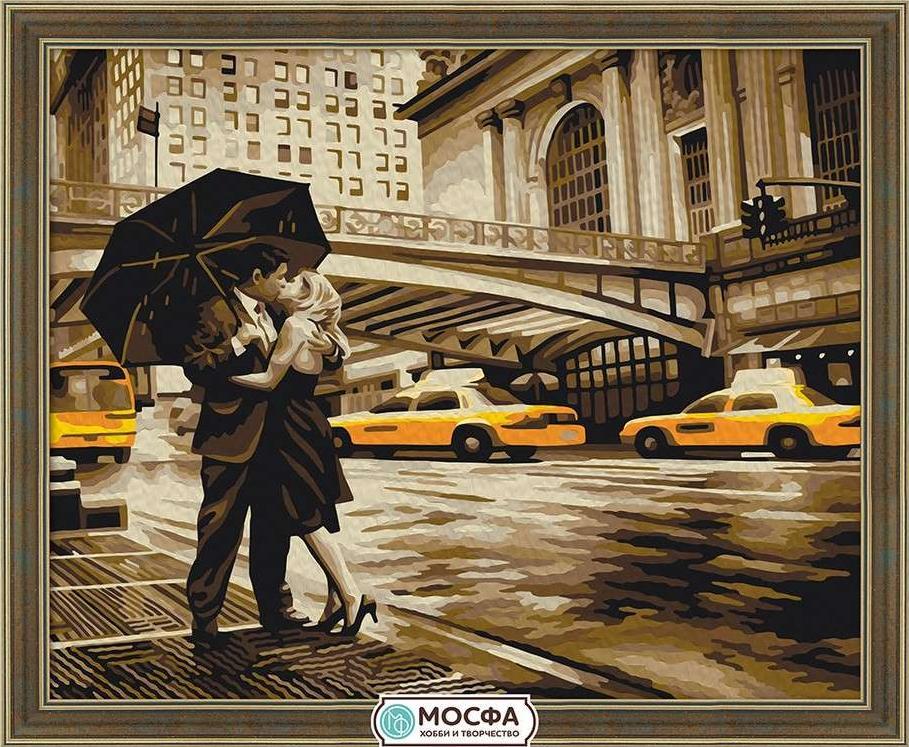 Картина по номерам «Романтика Нью-Йорка»Раскраски по номерам Мосфа<br>Бренд Мосфа - это новый российский производитель картин по номерам, яркие сюжеты и качество комплектующих премиум-класса.<br><br><br>Особенности наборов<br><br>акриловые краски безопасны для здоровья и окружающей среды, упакованы в специальные вакуумные пакетики, ...<br><br>Артикул: 7C-0115<br>Основа: Холст<br>Сложность: средние<br>Размер: 40x50 см<br>Количество цветов: 12<br>Техника рисования: Без смешивания красок