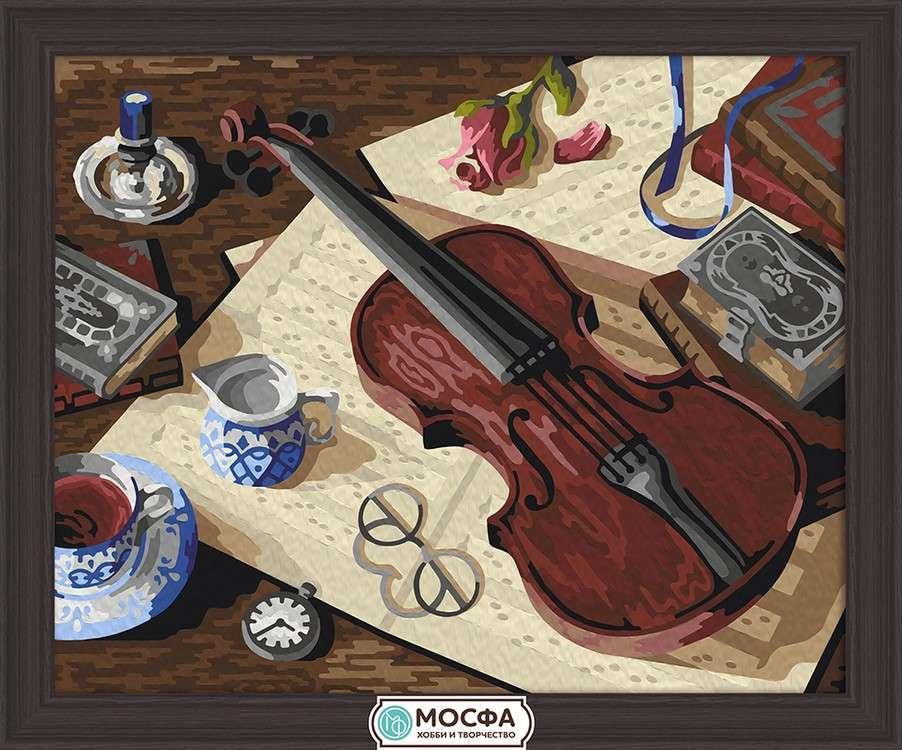 Картина по номерам «Уроки музыки»Раскраски по номерам Мосфа<br>Бренд Мосфа - это новый российский производитель картин по номерам, яркие сюжеты и качество комплектующих премиум-класса.<br><br><br>Особенности наборов<br><br>акриловые краски безопасны для здоровья и окружающей среды, упакованы в специальные вакуумные пакетики, ...<br><br>Артикул: 7C-0140<br>Основа: Холст<br>Сложность: легкие<br>Размер: 40x50 см<br>Количество цветов: 26<br>Техника рисования: Без смешивания красок