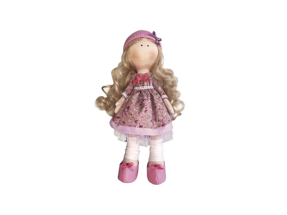Набор для шитья «Принцесса Лаванда»Наборы для шитья кукол<br><br><br>Артикул: DI030<br>Основа: Текстиль<br>Сложность: Сложные<br>Размер: Высота 35 см<br>Техника: Шитье<br>Упаковка: Подарочная коробка<br>Возраст: от 10 лет