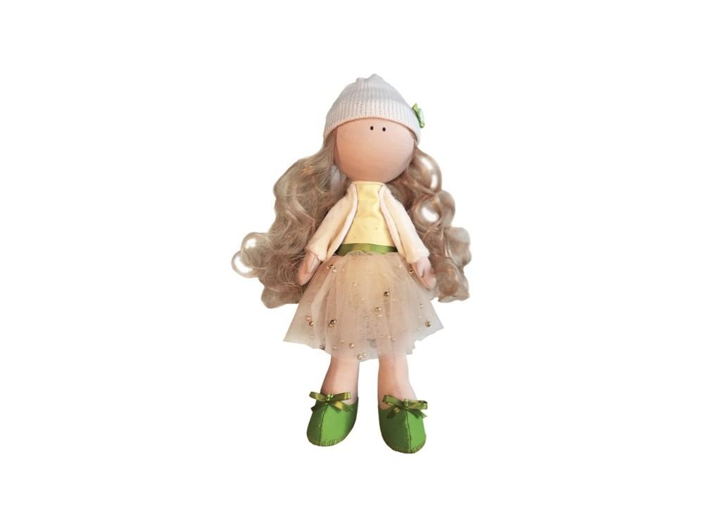 Набор для шитья «Фея Лилия»Наборы для шитья кукол<br><br><br>Артикул: DI031<br>Основа: Текстиль<br>Сложность: Сложные<br>Размер: Высота 35 см<br>Техника: Шитье<br>Упаковка: Подарочная коробка<br>Возраст: от 10 лет