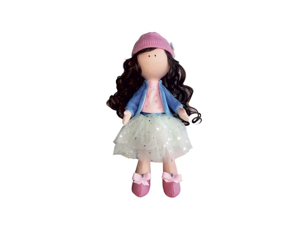 Набор для шитья «Фея Незабудка»Наборы для шитья игрушек<br><br>
