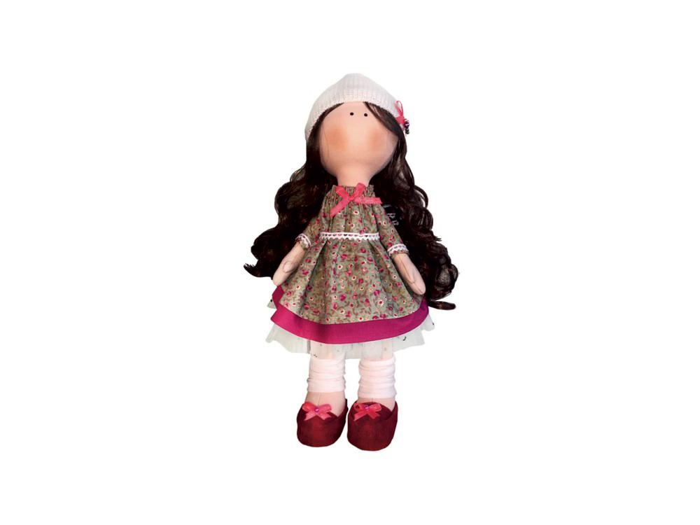 Набор для шитья «Принцесса Орхидея»Наборы для шитья кукол<br><br><br>Артикул: DI033<br>Основа: Текстиль<br>Сложность: Сложные<br>Размер: Высота 35 см<br>Техника: Шитье<br>Упаковка: Подарочная коробка<br>Возраст: от 10 лет