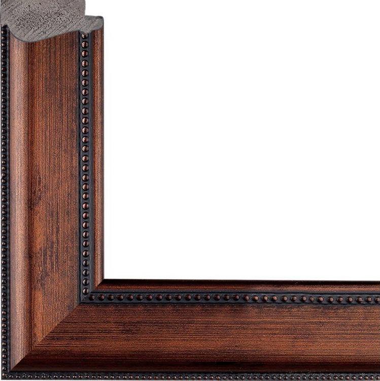 Рамка без стекла для картин «Castle»Багетные рамки<br><br><br>Артикул: 4060/44<br>Размер: 40x60 см<br>Цвет: Бронза<br>Ширина: 40 мм<br>Материал багета: Пластик<br>Глубина багета: 12 мм