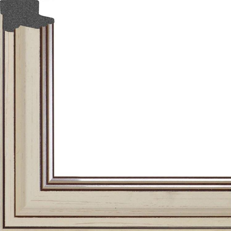 Рамка без стекла для картин «Artdeco»Багетные рамки<br><br><br>Артикул: 4050/50<br>Размер: 40x50 см<br>Цвет: Бежевый (ваниль)<br>Ширина: 35 мм<br>Материал багета: Пластик<br>Глубина багета: 9 мм