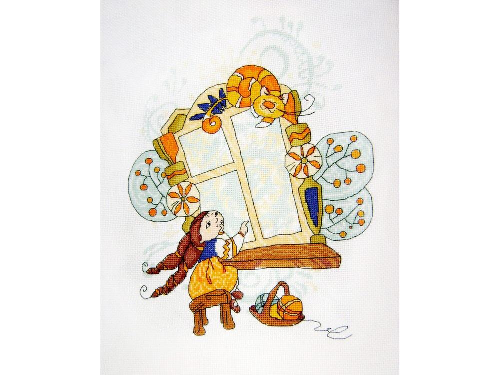 Набор для вышивания «У окошка»