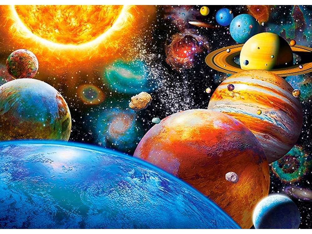 Пазлы «Космос»Пазлы<br><br>