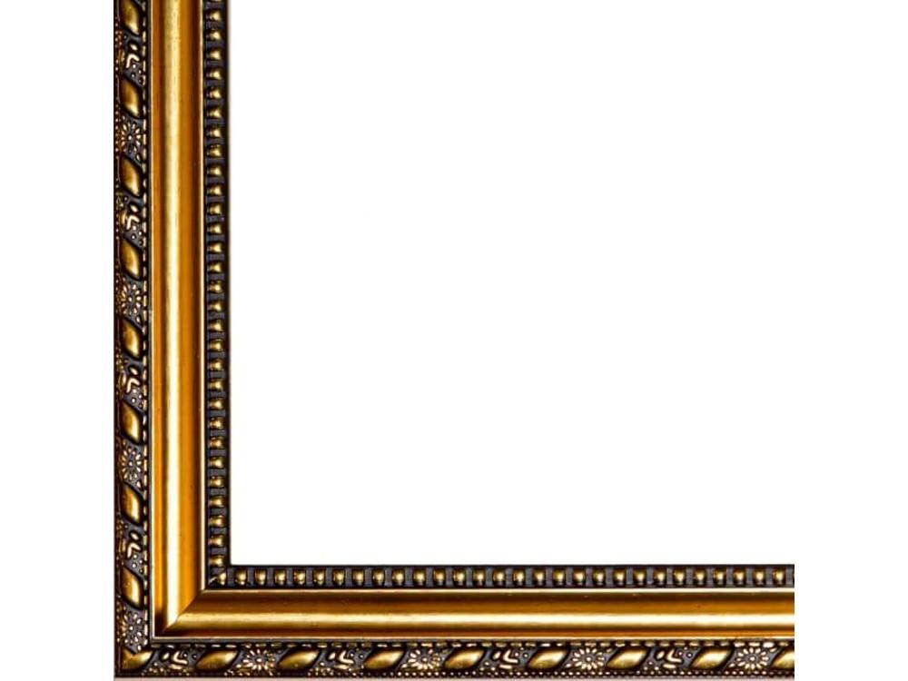 Рамка без стекла для картинБагетные рамки<br>Лист ДВП предназначен для защиты рамки от случайного удара, поэтому он выходит за пределы багета. Также углы рамки дополнительно упакованы в картонные уголки. Весь комплект упакован в термоусадочную пленку.<br><br>Артикул: BG013<br>Размер: 40x50 см<br>Цвет: Бронза<br>Ширина: 25 мм<br>Материал багета: Пластик<br>Толщина: 16 мм<br>Глубина багета: 12 мм