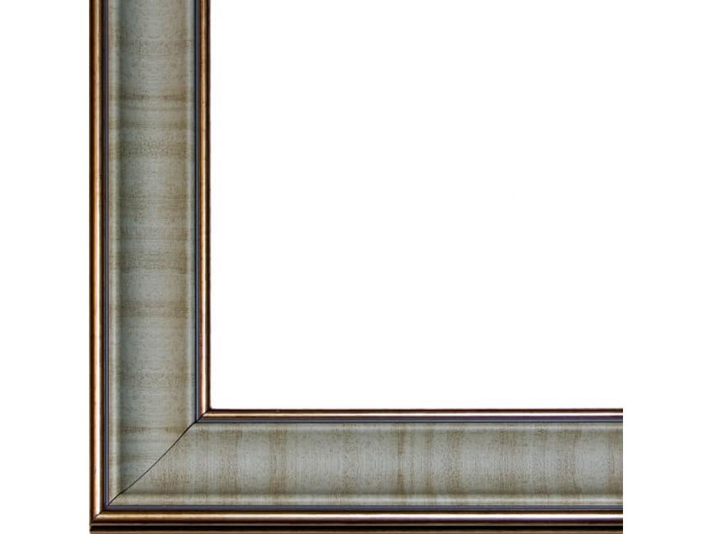 Рамка без стекла для картинБагетные рамки<br>Лист ДВП предназначен для защиты рамки от случайного удара, поэтому он выходит за пределы багета. Также углы рамки дополнительно упакованы в картонные уголки. Весь комплект упакован в термоусадочную пленку.<br><br>Артикул: BE022<br>Размер: 30x40 см<br>Цвет: Серый<br>Ширина: 48 мм<br>Материал багета: Пластик<br>Толщина: 28 мм<br>Глубина багета: 12 мм