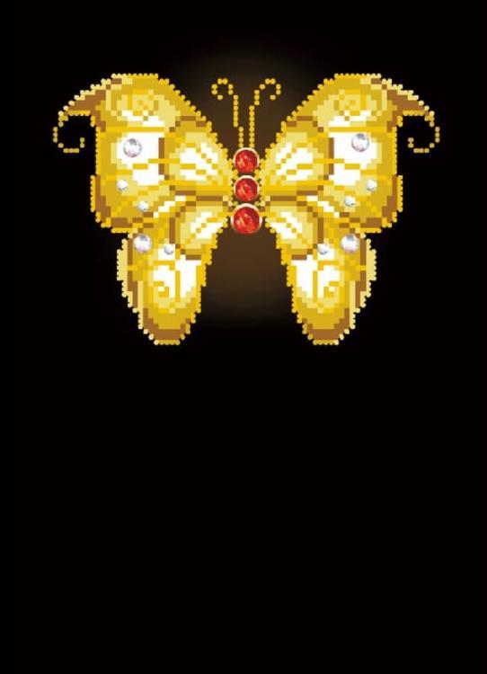 Алмазная вышивка «Бабочка»Цветной<br>Обновленная серия алмазной мозаики от бренда Цветной - это яркие популярные сюжеты и расширенная комплектация качественными составляющими. <br><br><br>Особенности алмазной вышивки от Цветной:<br><br>тканевый холст имеет ярко выраженную приятную на ощупь бархатисту...<br><br>Артикул: C212<br>Основа: Холст на подрамнике<br>Сложность: легкие<br>Размер: 30x40 см<br>Выкладка: Частичная<br>Количество цветов: 9<br>Тип страз: Круглые непрозрачные (акриловые)