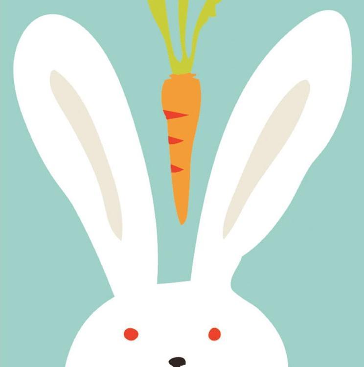 Картина по номерам «Кролик»Раскраски по номерам Menglei (Standart)<br><br><br>Артикул: MB028_S<br>Основа: Холст<br>Сложность: легкие<br>Размер: 25x25 см<br>Количество цветов: 10-15<br>Техника рисования: Без смешивания красок