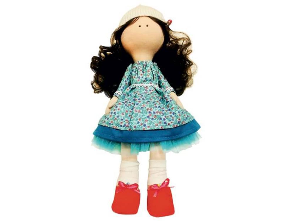Набор для шитья «Принцесса Жасмин»Наборы для шитья кукол<br><br><br>Артикул: DI039<br>Основа: Текстиль<br>Сложность: Сложные<br>Размер: Высота 35 см<br>Техника: Шитье<br>Упаковка: Подарочная коробка<br>Возраст: от 10 лет