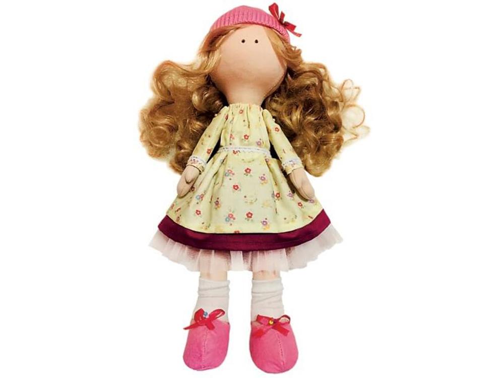 Набор для шитья «Принцесса Мимоза»Наборы для шитья кукол<br><br><br>Артикул: DI040<br>Основа: Текстиль<br>Сложность: Сложные<br>Размер: Высота 35 см<br>Техника: Шитье<br>Упаковка: Подарочная коробка<br>Возраст: от 10 лет