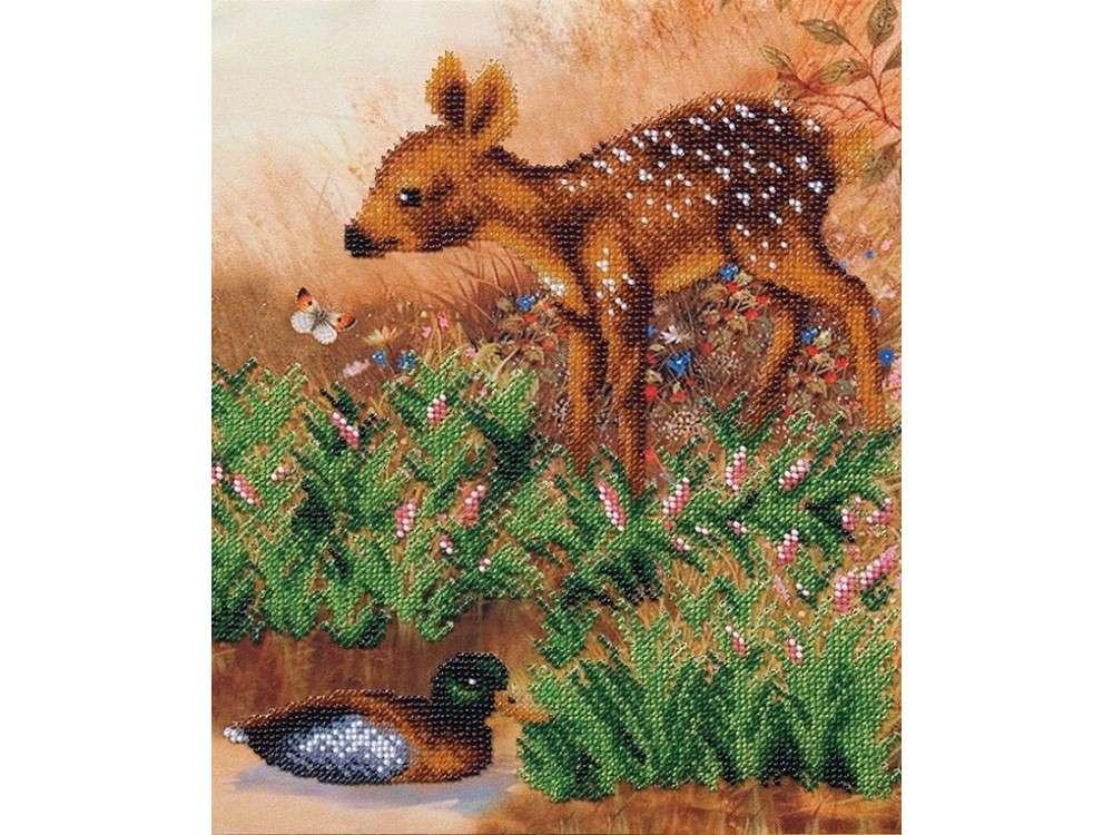 Набор вышивки бисером «Времена года, Осень»Вышивка бисером<br><br>