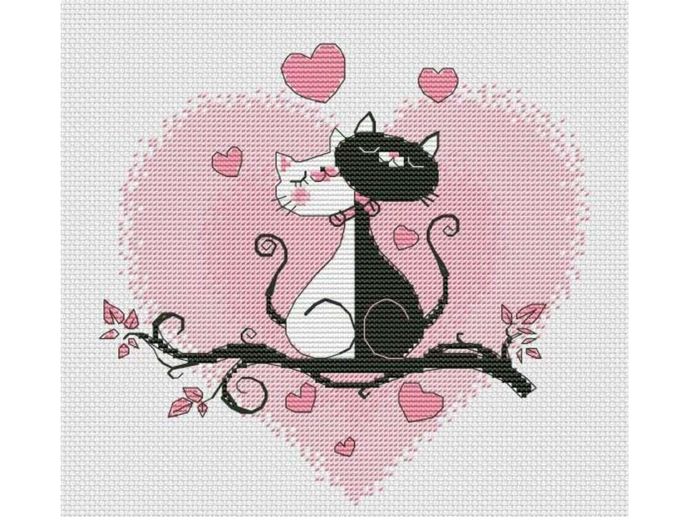 Набор для вышивания «Это любовь»