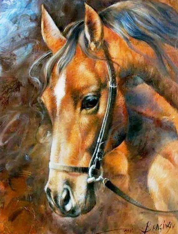 Картина по номерам «Конь»Paintboy (Premium)<br><br><br>Артикул: GX22796<br>Основа: Холст<br>Сложность: сложные<br>Размер: 40x50 см<br>Количество цветов: 25<br>Техника рисования: Без смешивания красок