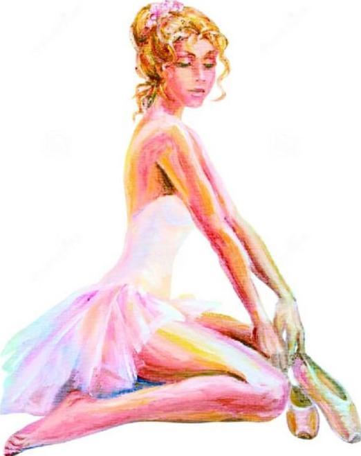 Алмазная вышивка «Балерина с пуантами»Алмазная вышивка<br>Обновленная серия алмазной мозаики от бренда Цветной - это яркие популярные сюжеты и расширенная комплектация качественными составляющими. <br><br><br>Особенности алмазной вышивки от Цветной:<br><br>тканевый холст имеет ярко выраженную приятную на ощупь бархатисту...<br>