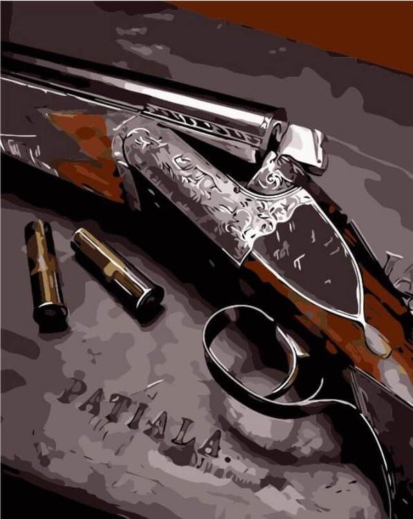 Картина по номерам «Вестли Ричардс»Раскраски по номерам<br><br>