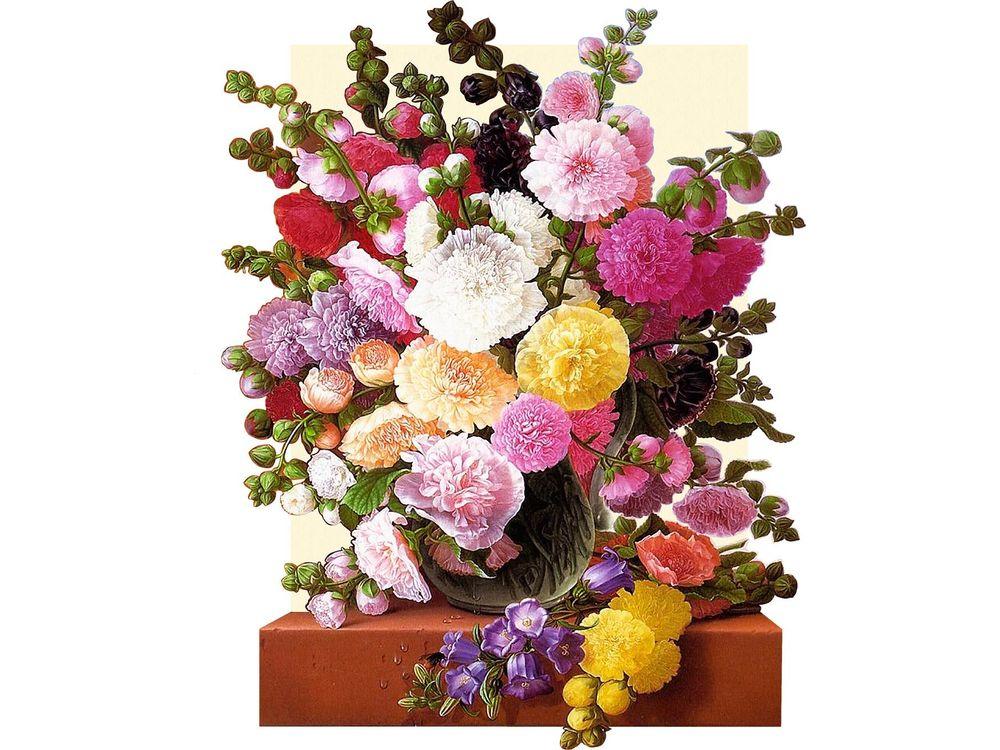 Папертоль «Цветы у окна»