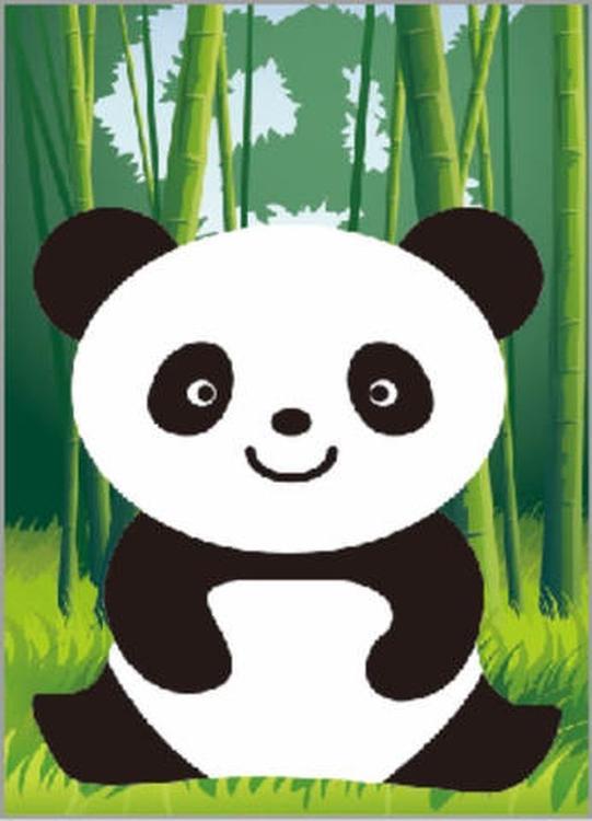 Алмазная вышивка «Панда»Алмазная вышивка<br><br>