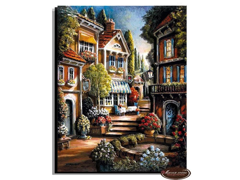 Папертоль «Цветочный переулок 1»