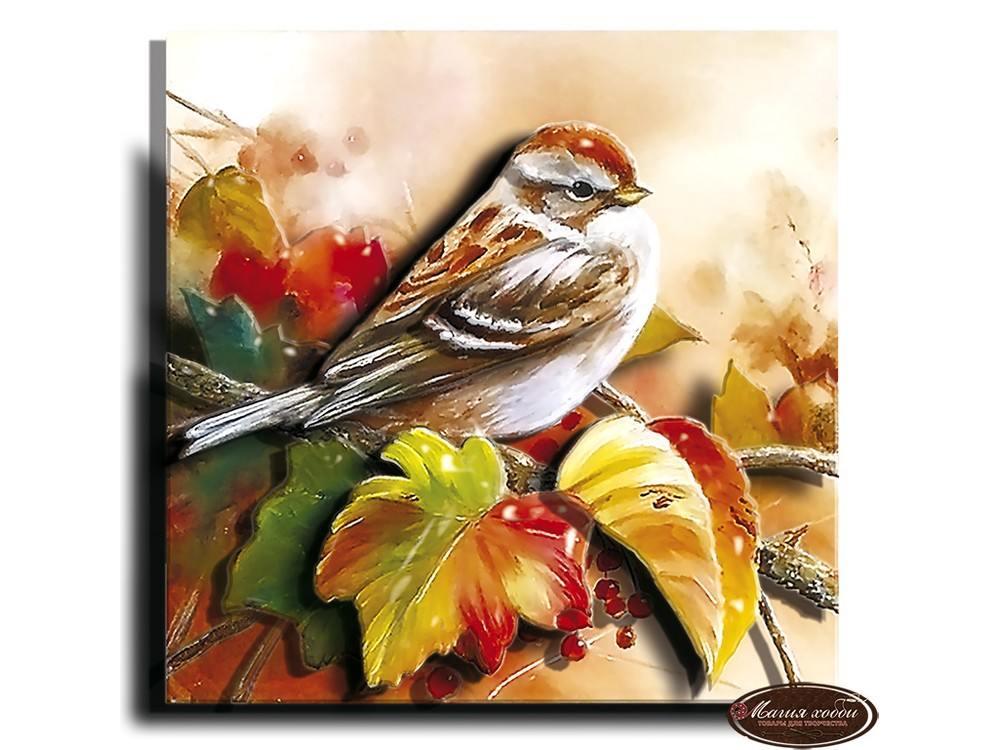 Папертоль «Осенняя пташка»