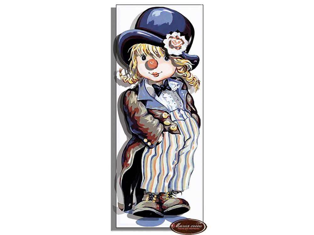Папертоль «Малышка клоун»