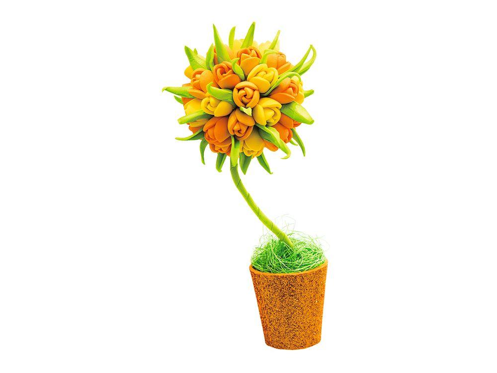 Набор для создания топиария «Тюльпаны»