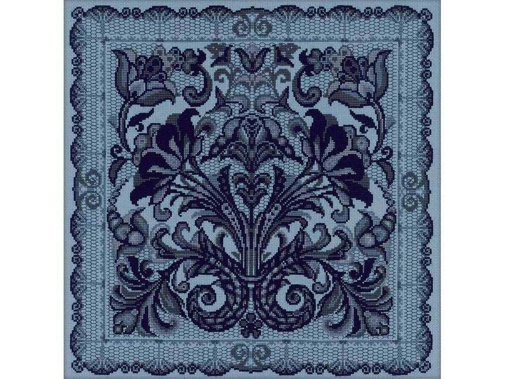 Набор для вышивания «Подушка. Панно. Испанское кружево»