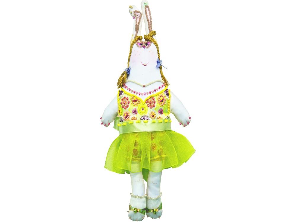 Набор для шитья и вышивания «Зайка Зоя»Наборы для шитья игрушек<br><br>