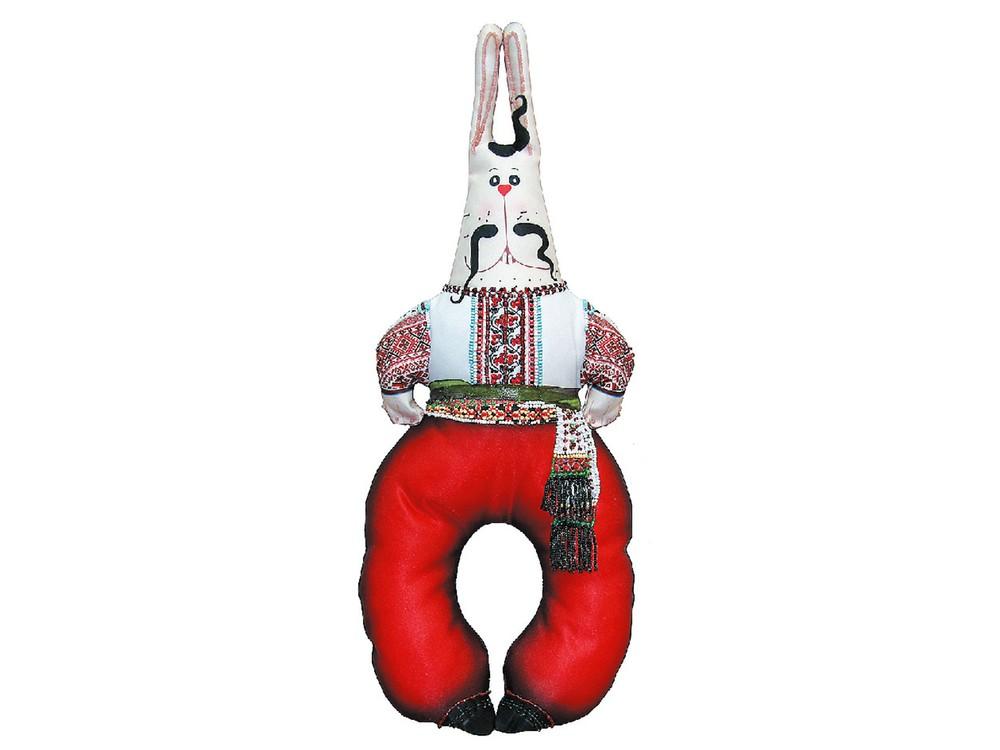 Набор для шитья и вышивания «Зайка украинец Тарас»Наборы для шитья игрушек<br><br>