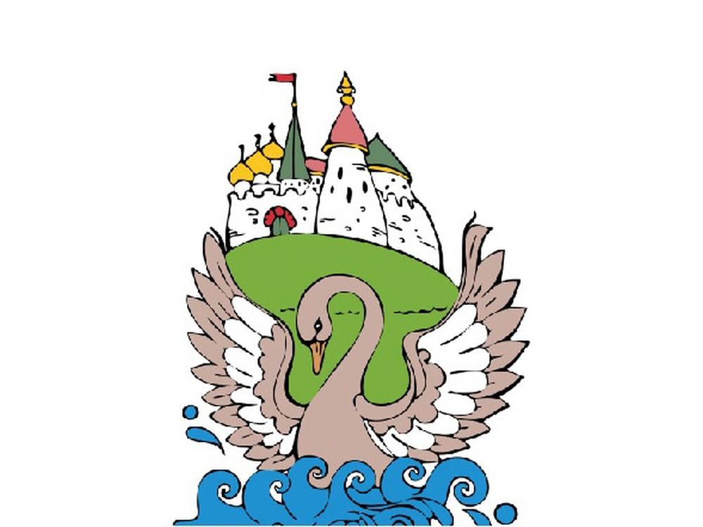 Картина по номерам «Царевна-лебедь»Раскраски по номерам<br><br>