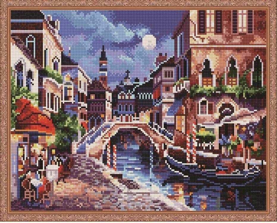 Алмазная вышивка «Венеция» Джеймса ЛиАлмазная вышивка<br><br>