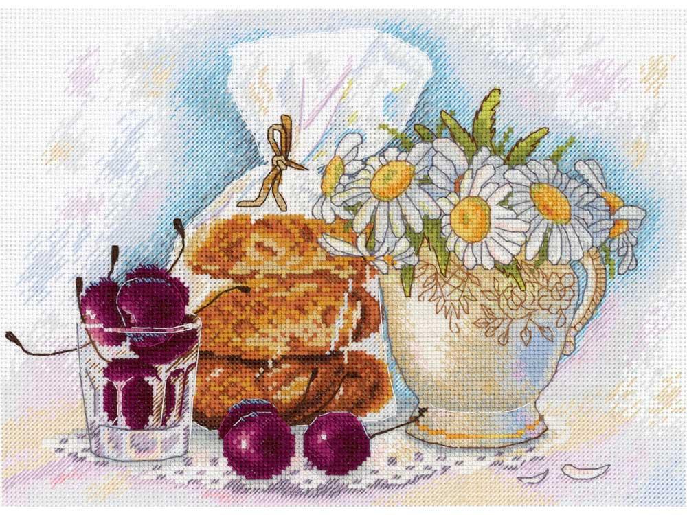 Набор для вышивания «Воскресное утро»