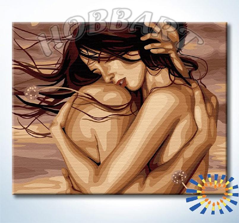 Картина по номерам «Вместе и навсегда» фото