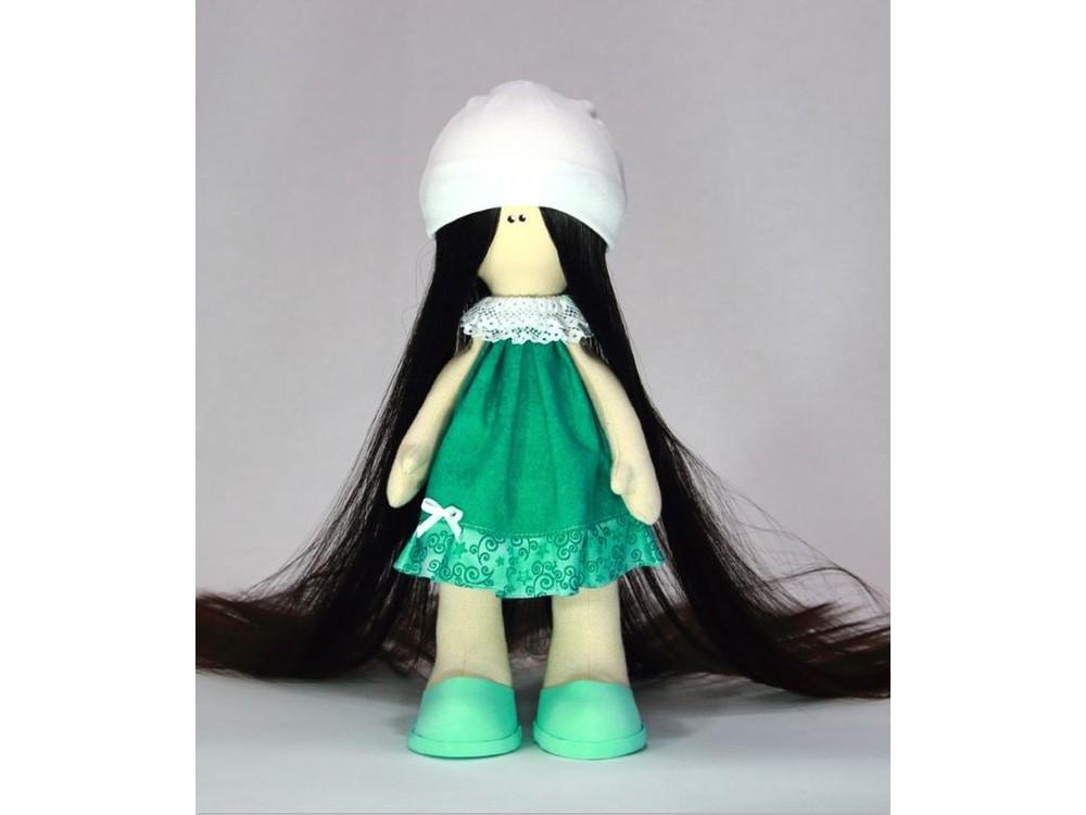 Набор для шитья «Элеонора»Наборы для шитья игрушек<br>Внимание: глазки в комплект не входят, рекомендуется нарисовать их акриловой краской либо пришить бисер<br>