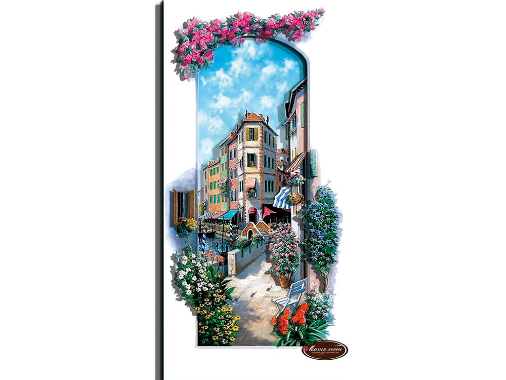 Папертоль «Итальянский пейзаж. Венеция»