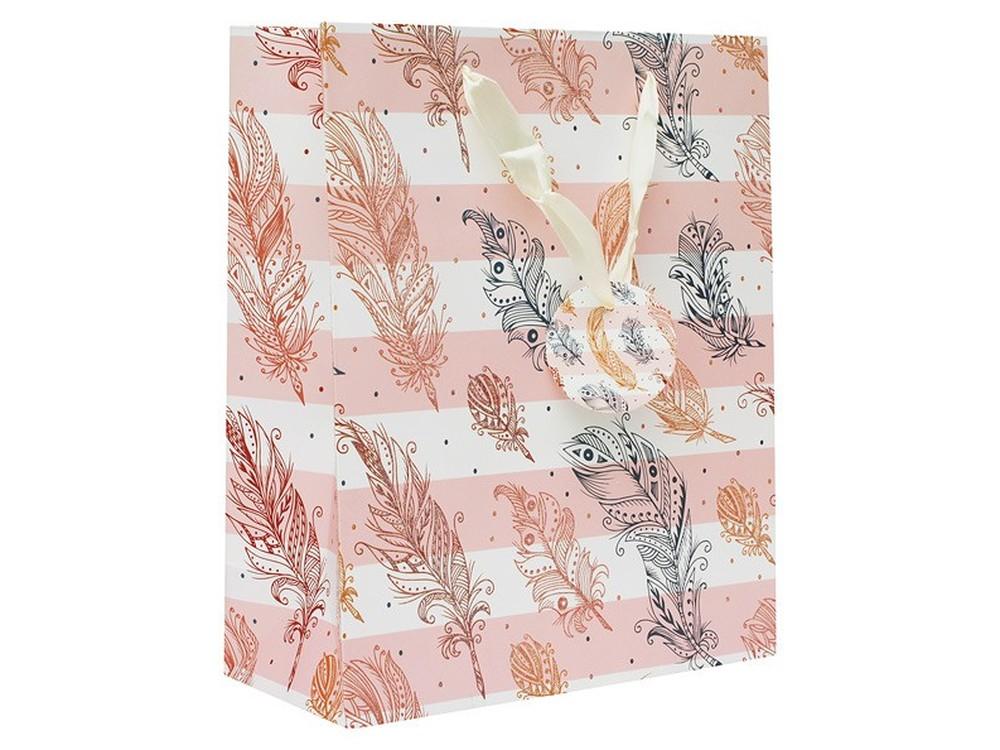 Подарочный пакет «Легкое перышко»