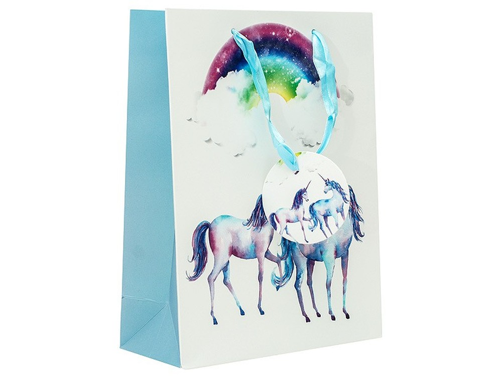 Подарочный пакет «Небесные единороги»