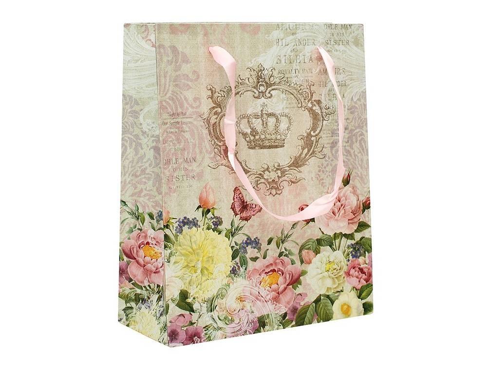 Подарочный пакет «Розовый сад»