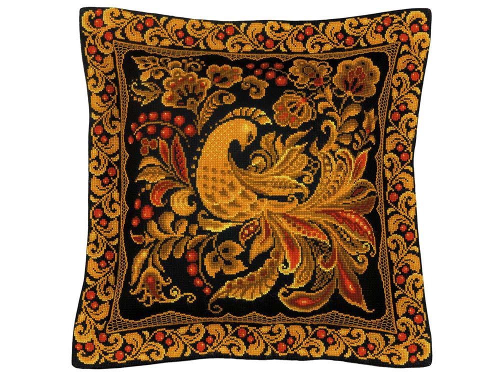 Набор для вышивания «Подушка. Панно. Хохлома»