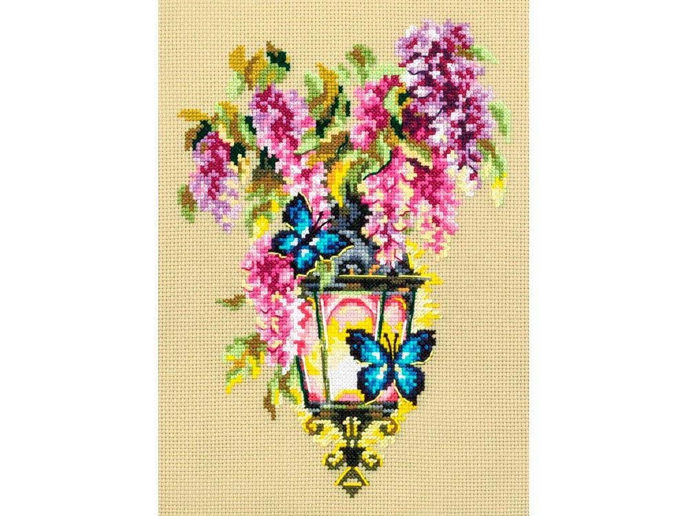 Купить Вышивка крестом, Набор для вышивания «Свет любви», Чудесная игла