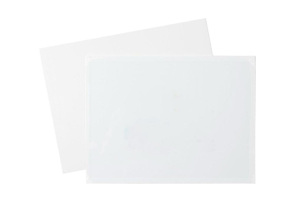 Холст белый для эбру А3 (30х40 см), Amazing Color