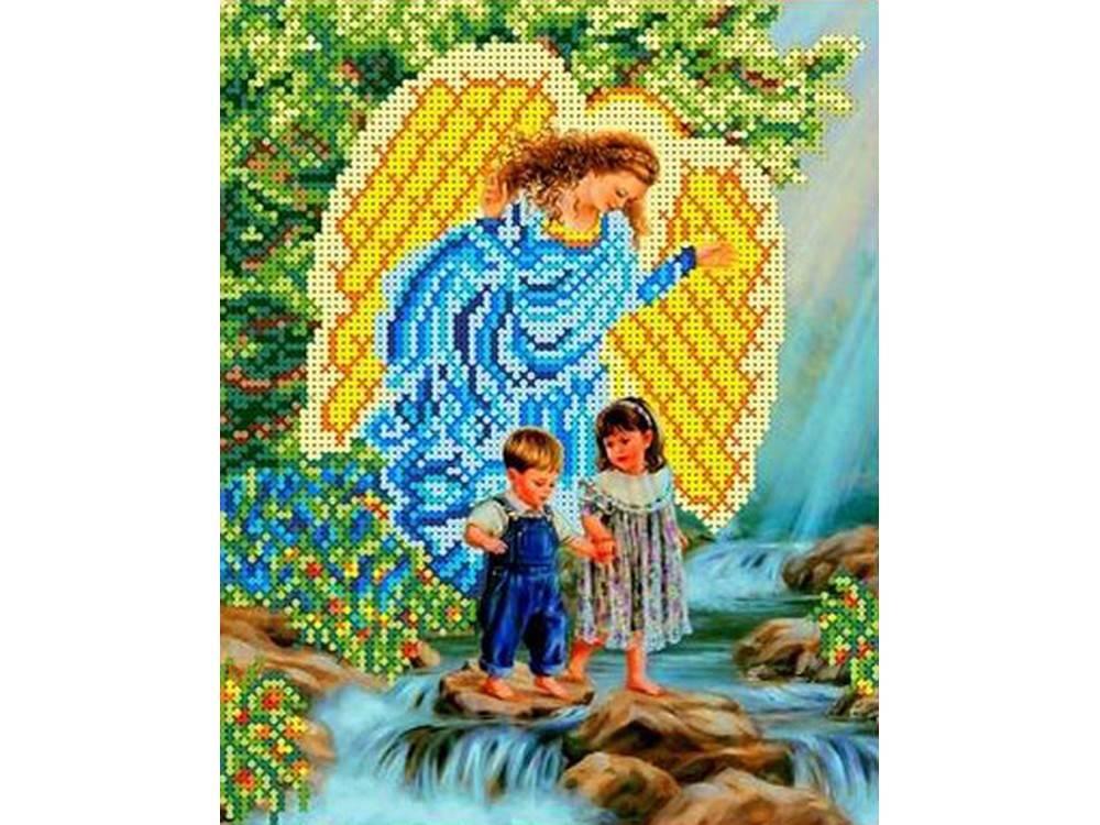 Набор вышивки бисером «У водопада» Доны Гелсингер
